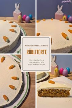Brunch, Anime Chibi, Place Cards, Germany, Place Card Holders, Recipes, Yummy Cakes, Treats, Easter Pie