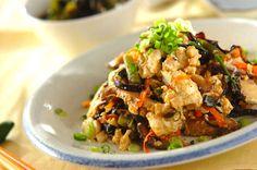 ご飯が進む炒り豆腐レシピ20!ヘルシーなのにボリューミー♩