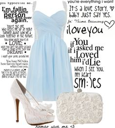 """Romeo Save Me 3"" by mylifesparkles ❤ liked on Polyvore"