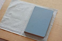 Delightful Distractions: Fabric Covered Book How-To/ Tutorial