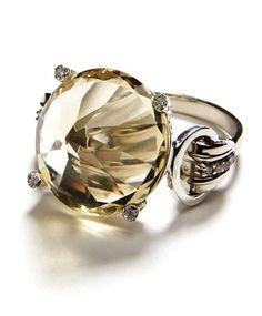 Eleonore Quartz Ring