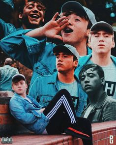 #paulolondra #ovyonthedrums #bigligas #adanyeva #trap #trapargentino #art #arte #collage #wallpaper #edit #photoshop #photoshopping #vsco #vscocam Collages, Tumblr, Rap, Chill, Crushes, Fan Art, Vsco, Cool Stuff, Wallpaper