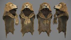 31ac42bbcf907c Resultado de imagem para lion cloak