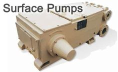 Surface Pumps. Hydraulic Lift. Artificial Lift.