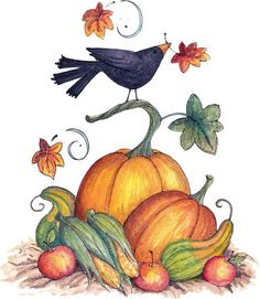 Autumn Blessings | Laurie Furnell