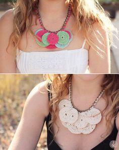 (68)La Magia del Crochet agregó 4 nuevas fotos. - La Magia del Crochet