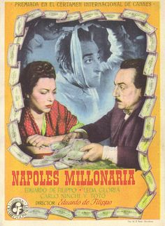 Napoli milionaria, 1950