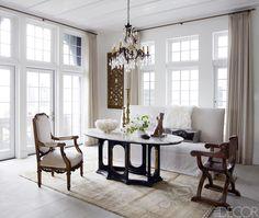 The living room banq