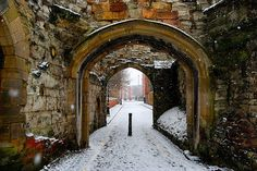 Castle Gateway,Leicester