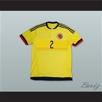d74b2577fd2 Pablo Escobar 2 Colombia Football Soccer Shirt Jersey Colombia Football