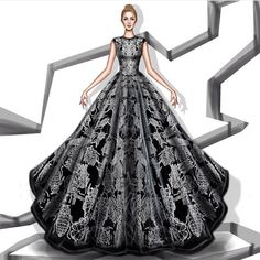 F/W 2015 couture collection- Rami Kadi