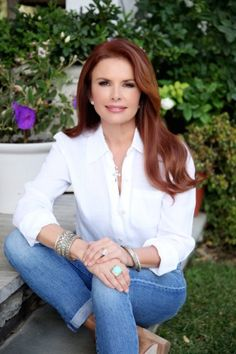 43 Best Monica Images Touched By An Angel Roma Downey John Dye