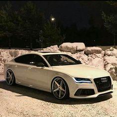 Audi Rs 7 – Lakyia Bennett – Join in the world Luxury Sports Cars, Top Luxury Cars, Sport Cars, Luxury Suv, Carros Audi, Carros Lamborghini, Car Best, Dream Cars, Model Auto