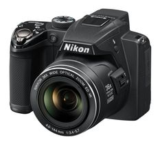 NIKON COOLPIX P500 - great value point and shoot