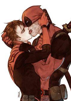 Quiero un beso así, bueno NO lo tendras