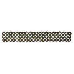 Sizzix Sizzlits Decorative Strip Die - Washer Border $19.99