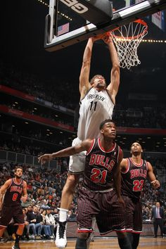 the latest 27a02 cb6f8 FINAL SCORE Brooklyn Nets 93, Chicago Bulls 89 The Nets close out a win