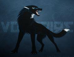 Wolves (Son of Shadows by norochan.deviantart.com on @DeviantArt)