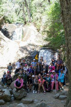 Las ramas menores en el Campamento Anual 2014 en Lago Moreno - Bariloche .