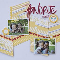 Favorite Friend - Scrapbook.com