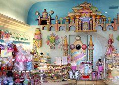Wonderland by Bakerella, via Flickr
