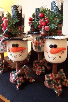 "'Rusty""candlestick snow guys"