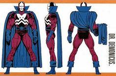 ¿Quien es quien? DC Comics: Universo Marvel Iron Man