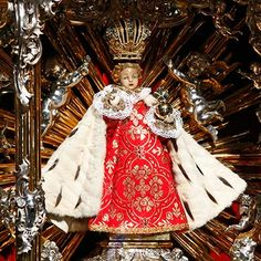 Almost Not Catholic: Do You Worship The Child?  Jesus was God and King from the moment of conception