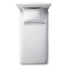 $17.99 Metallic Hearts Sheet Set - Pillowfort™ : Target