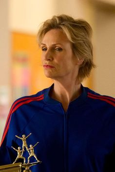What could Sue Sylvester be up to?!