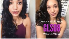 FRIDAY NIGHT HAIR GLS08 WIG REVIEW!