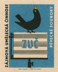https://flic.kr/p/eNjaLE   czechoslovakian matchbox label