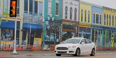 How will driverless cars shape cities of the future? http://pco.lt/1lXXmcS