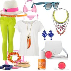 Neon me into Summer | Women's Outfit | ASOS Fashion Finder