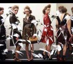Prada Fall 2009 Lookbook