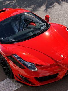 Ferrari 458 Siracusa by Mansory