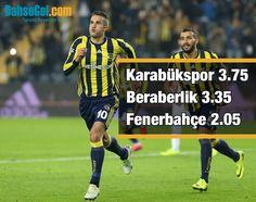 Şampiyonlar ligi iddiasını sürdüren #Fenerbahçe zorlu #Karabükspor deplasmanında.  Bahis seçenekleri ve oranlar 👉 https://www.bahsegel85.com/futbol/turkiye,159