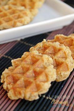 Sajtos tallér gofrisütőben sütve | Életszépítők