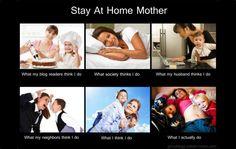 «Είσαι μαμά στο σπίτι; Μα ΤΙ κάνεις όλη μέρα;»