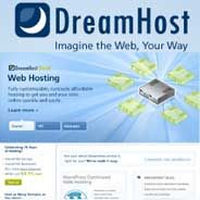 DreamHost provides best shared hosting services in California with world-class services such as 99.9% uptime, technical support, control panel, with 30 day money back guarantee.