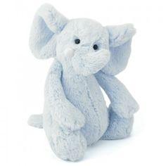 Little Jellycat Bashful Blue Elly Toy £15.00 at Macmillans of Penwortham