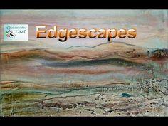 edgescapes in encaustic art