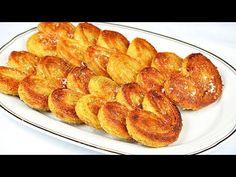 Reteta Palmieri cu nuca de cocos - JamilaCuisine - YouTube Romanian Food, French Toast, Snack Recipes, Sweets, Meals, Cooking, Breakfast, Desserts, Meal Ideas