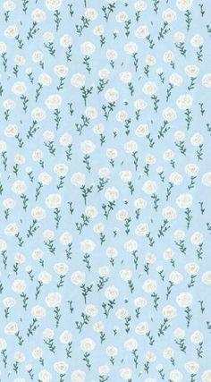 53 ideas for wallpaper fofos branco e azul Flower Background Wallpaper, Cute Wallpaper Backgrounds, Trendy Wallpaper, Flower Backgrounds, Cool Wallpaper, Pattern Wallpaper, Background Ideas, Background Pictures, Wallpaper Ideas