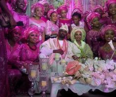 #Naija Blog Queen Olofofo: Pictures from wedding of Oyo state Governor's daughter. #Nigeria