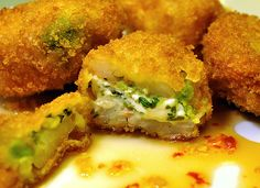 Shrimp Avocado Poppers #FEELBEAUTIFUL AND #WHBM