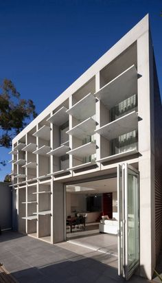 Balmain House / Carter Williamson Architects