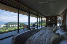 Phuket luxury villa bedroom