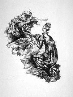 Fotka Abstract, Artwork, Summary, Work Of Art, Auguste Rodin Artwork, Artworks, Illustrators