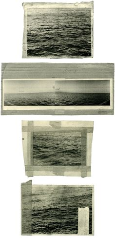 "Vija Celmins, Working Photos — from ""Vija Celmins"" (interviewed by Chuck Close, edited by William S. Bartman), A.R.T. Press, 1992"